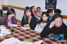 Seminar session 32